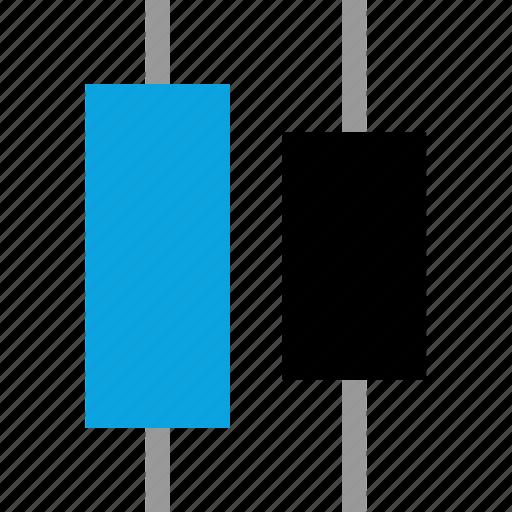 align, center, design, photoshop icon