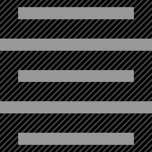 align, center, document, illustrator, photoshop, text, word icon