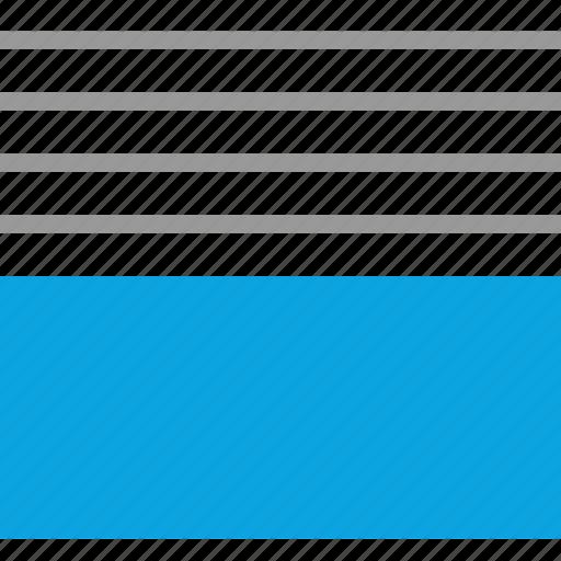 align, bottom, illustrator, text icon
