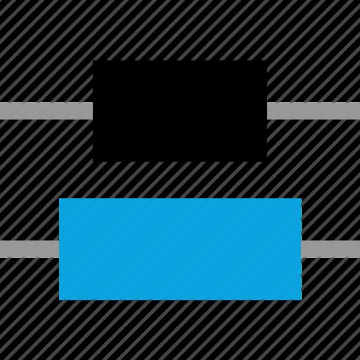 align, creative, layer, photo icon