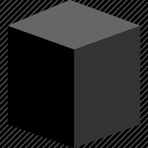 block, create, creative, cube icon