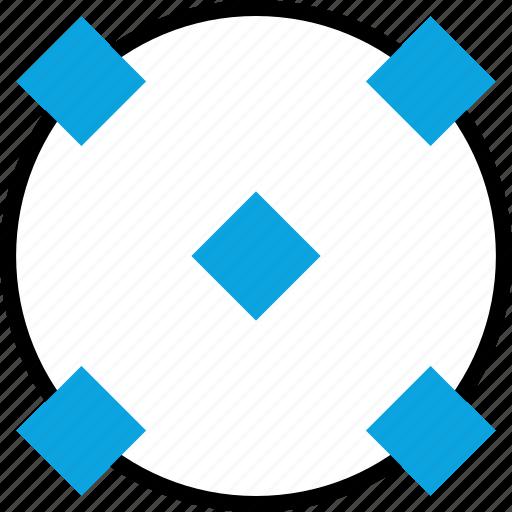 center, design, eclipse, photoshop icon