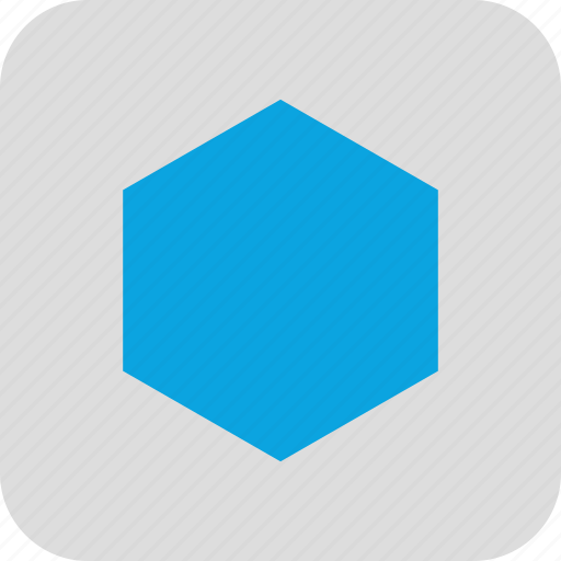 Abstract, creative, design, hexagon icon - Download on Iconfinder