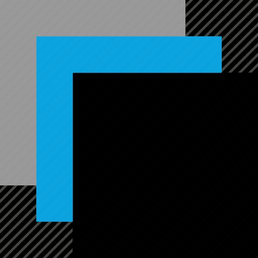 add, layered, layers, process icon