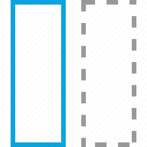 design, marquee, rectangles, tool icon
