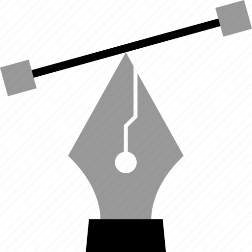 edit, line, pen, tool icon