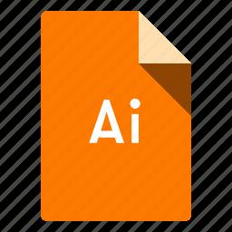 adobe, cc, creative, file, files, illustrator, program icon