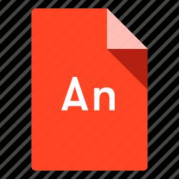 adobe, animate, cc, creative, files, program icon