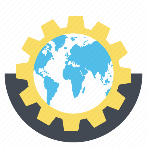 Globe, setting, web, wrench, browser, gear, internet icon - Download on Iconfinder