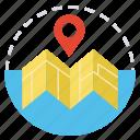map, navigation, location, location pointer, gps, marker, pointer