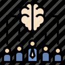 brain, brainstorm, idea, knowledge, team