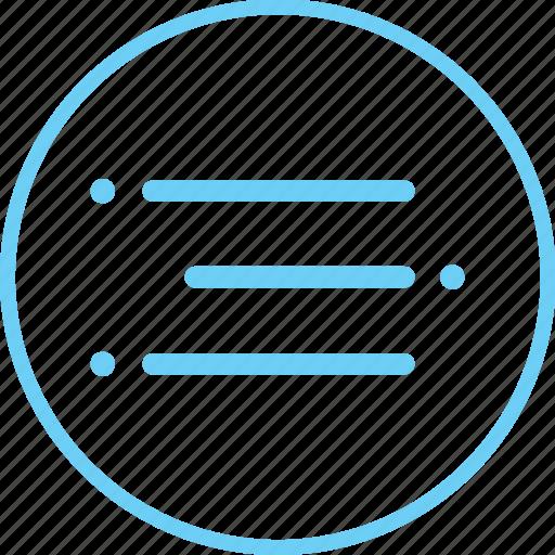 Circle, creative, dropdown, header, iconk, main menu, menu icon - Download on Iconfinder