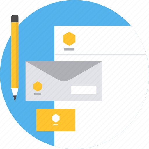 envelope, letter, message, post, send icon