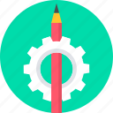 art, design, draw, drawing, graphic, pencil, tool icon