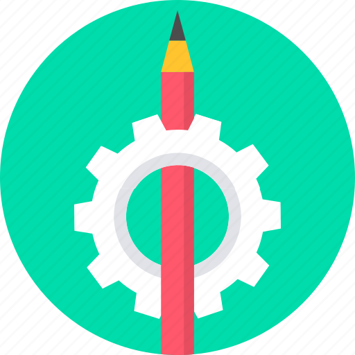 Pencil, art, design, draw, drawing, graphic, tool icon - Download on Iconfinder