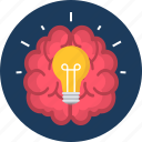 bulb, creative, creativity, grid, idea, imagination, innovation icon