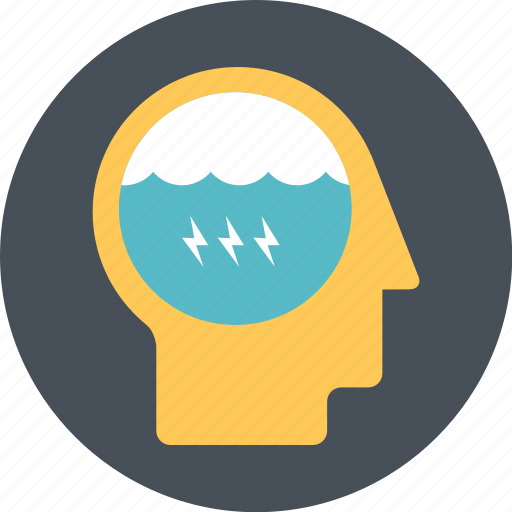 brain, brain storming, design, head, idea, work icon