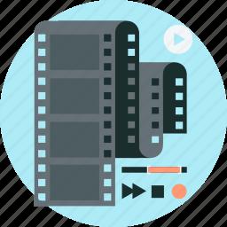 computer graphics, creative, design, edit, editting, graphics, video icon