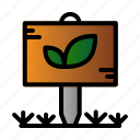 leaf, nature, sprout, tree icon