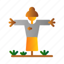 agriculture, farm, farming, scarecrow