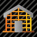 building, farming, glass house, hidroponic