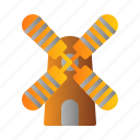 energy, farming, mill, windmill