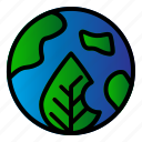 earth, ecology, green earth, world icon