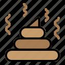 crap, feces, poo, poop, shit, waste