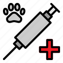 care, medic, paw, pet, vaccine