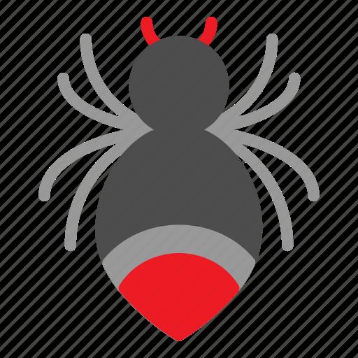 Cat, dog, flea, parasite, tick icon - Download on Iconfinder
