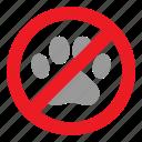 alert, attention, paw, pet, warning