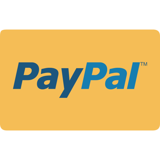 card, cash, checkout, credit, paypal icon