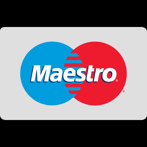 card, cash, checkout, credit, maestro icon