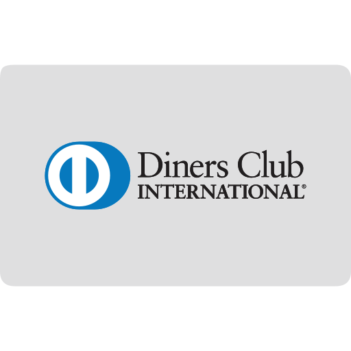 card, cash, checkout, credit, diners icon