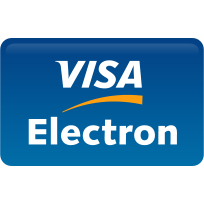 curved, electron, visa icon