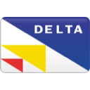 delta, curved
