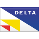 delta, straight