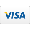curved, visa icon
