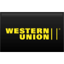 western, union, straight icon