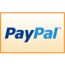 paypal, straight icon