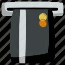 atm, card, cash, credit, money, payment, waithdraw icon