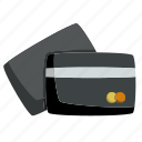 banking, card, cash, credit, currency, money, payment icon