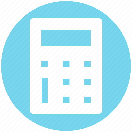 Business calculation, calculation, calculator, collar calculation icon - Download on Iconfinder