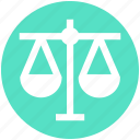 justice, balance, court, scales, law