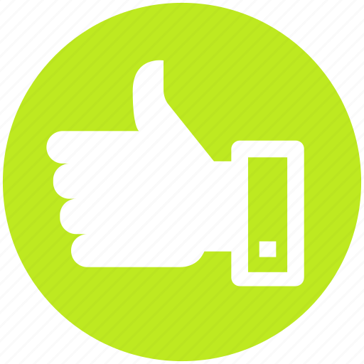 Favorite, hand, like, like hand, thumb, vote icon - Download on Iconfinder