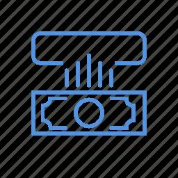 atm, money, save, saving icon