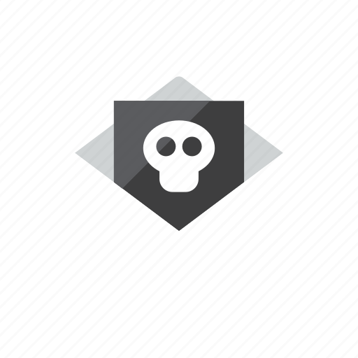 death, letter icon