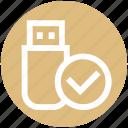 accept, data, disk, storage, usb