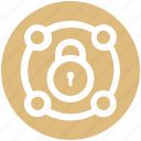 lock, padlock, password, privacy, security