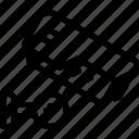 camera, cctv, investigation, spy icon